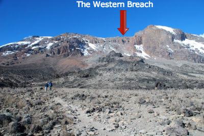 Kibo's Western Breach for website