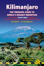 Kilimanjaro guidebook cover