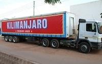 Kilimanjaro lorry sidebar pic