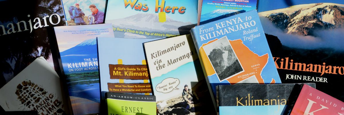 Piles of Books on Kilimanjaro