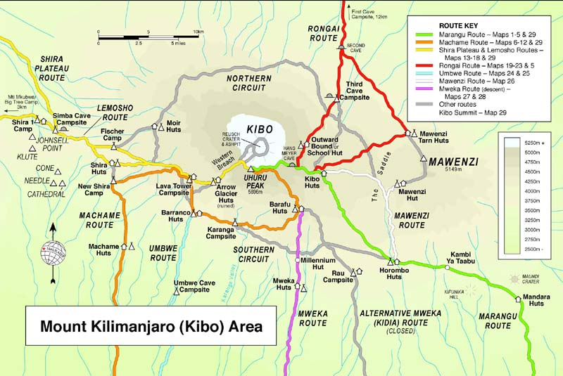 Alternative Lemosho Route - Climb Mount Kilimanjaro