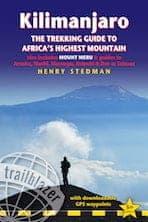 5th edition Kilimanjaro guide cover