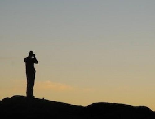 Taking a camera on Kilimanjaro