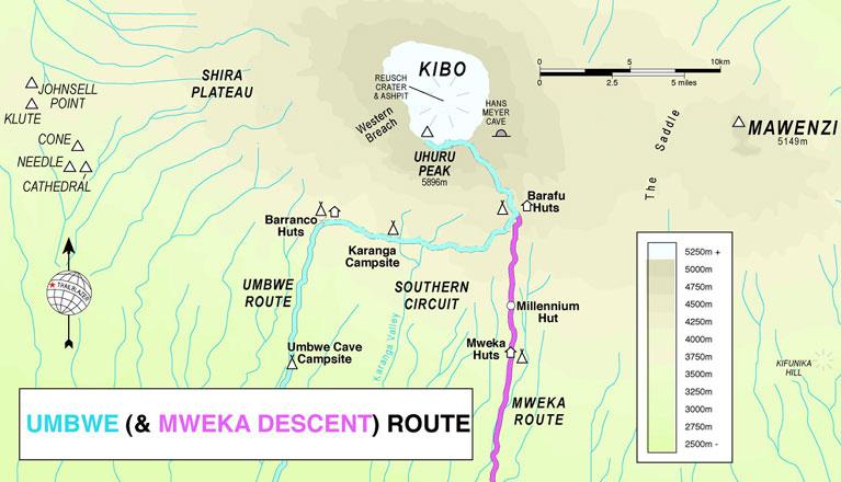 UMBWE-ROUTE