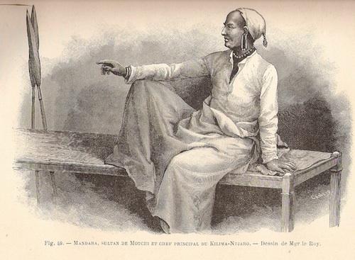 Chief Mandara
