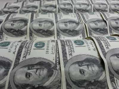 US dollar bills at the printers - you'l need plenty to climb Kilimanjaro