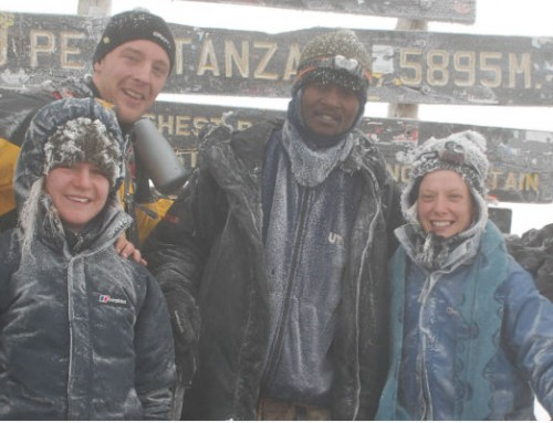 Advice and tips for women on Kilimanjaro