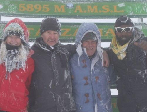 Can older climbers get to the top of Kilimanjaro – and is it safe for them to do so?
