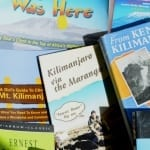 Piles of Books on Kilimanjaro