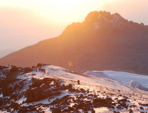 Climbing Kilimanjaro with no porters