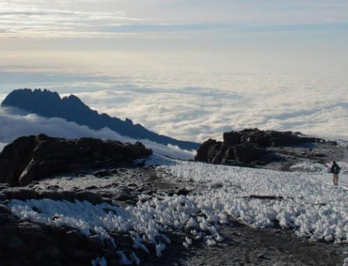 Highest ever football match played on Kilimanjaro
