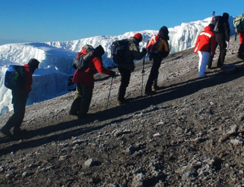 Which nationality climbs Kilimanjaro the most?