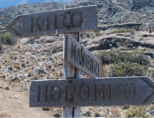 Footage of legendary motorbike journey up Kilimanjaro on Youtube