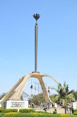 Arusha Monument